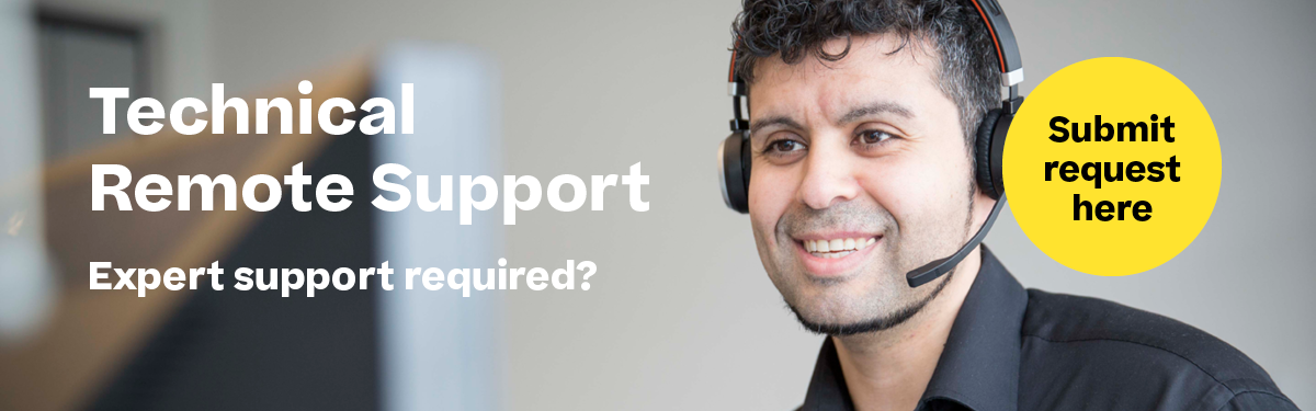 Technical-Support-Request/